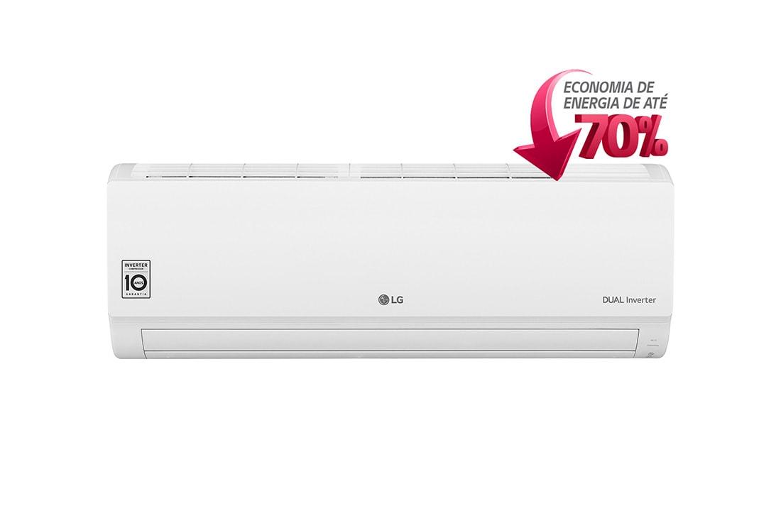 Lg S4 Q09wa5wb Ar Condicionado Split Lg Dual Inverter Modelo