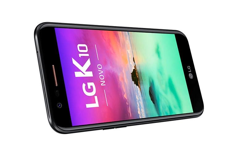 79e9d8cf4 ... Celulares Smartphone LG K10 Preto 32 GB de Memória interna e Câmera de  13MP thumbnail +