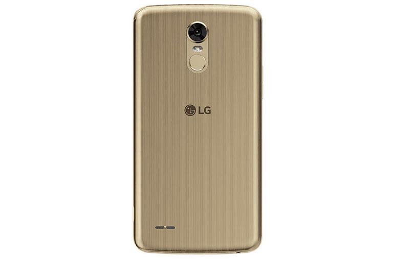 11104473d ... Celulares LG K10 Pro Dourado thumbnail 2 ...