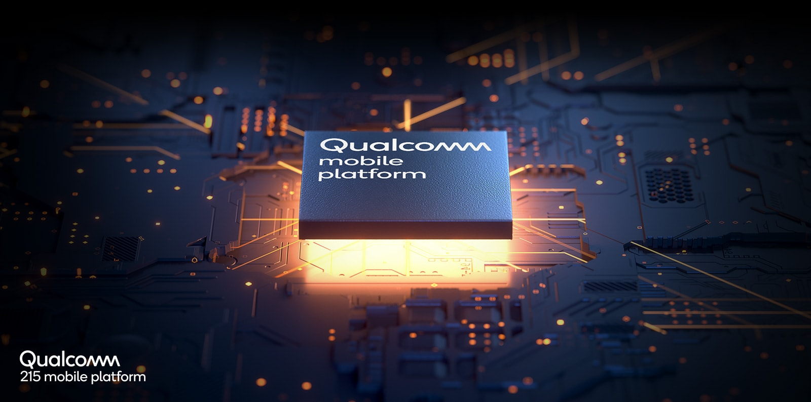 Chipset Qualcomm Quad-Core de 1,3 Ghz na placa-mãe