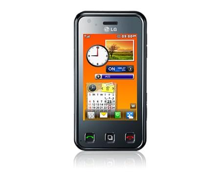 LG Tecnologia 3G, câmera de 8MP e funções incríveis.