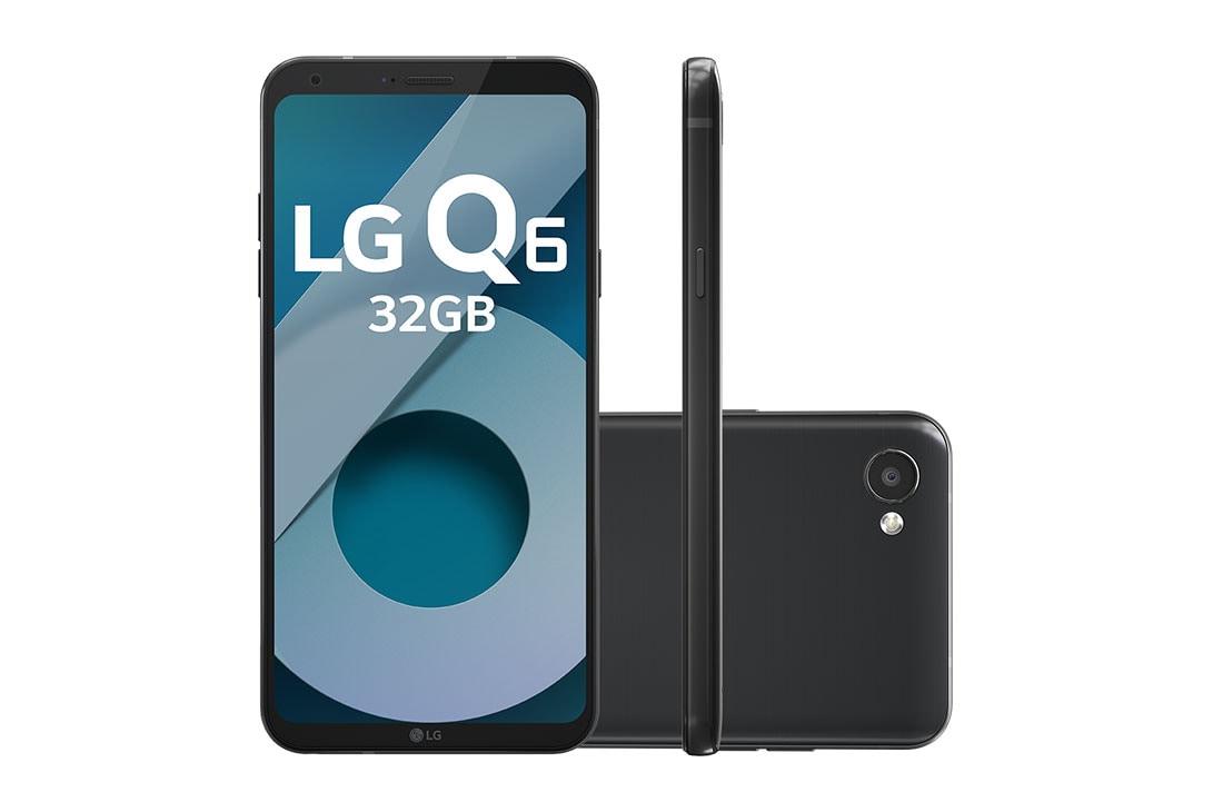 lg q6 preto 1100 - Os 6 melhores celulares de até R$1.000 em 2021