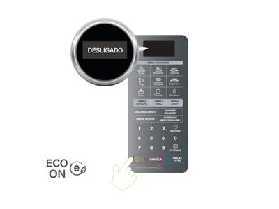 """Eficiência energética """"A"""" e Eco On"""