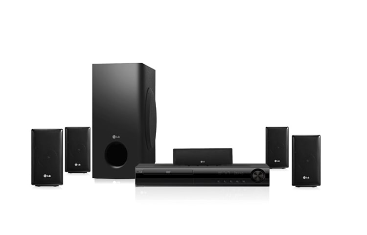 LG Home Theaters  HT805ST thumbnail 1