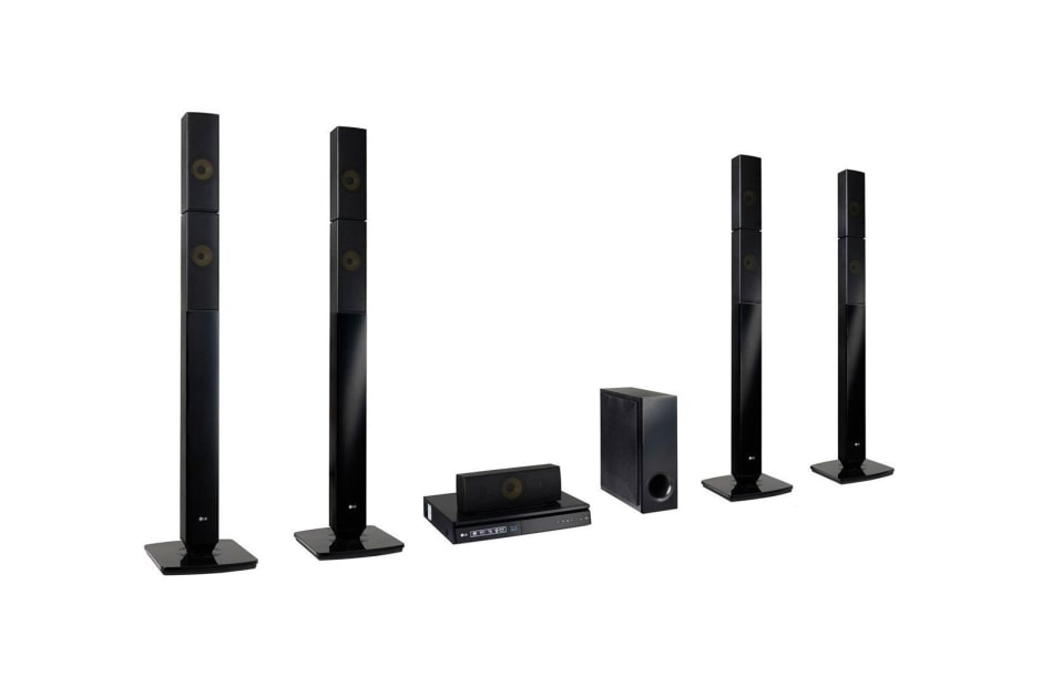 LG Home Theaters  LHB655NW 1