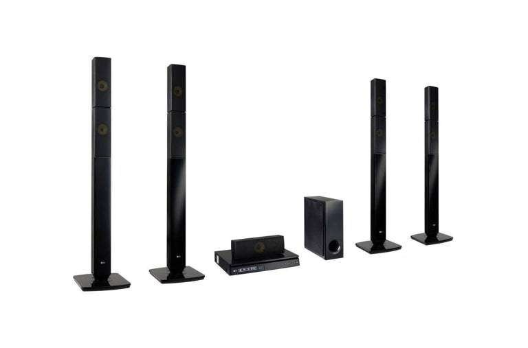 LG Home Theaters  LHB655NW thumbnail 1