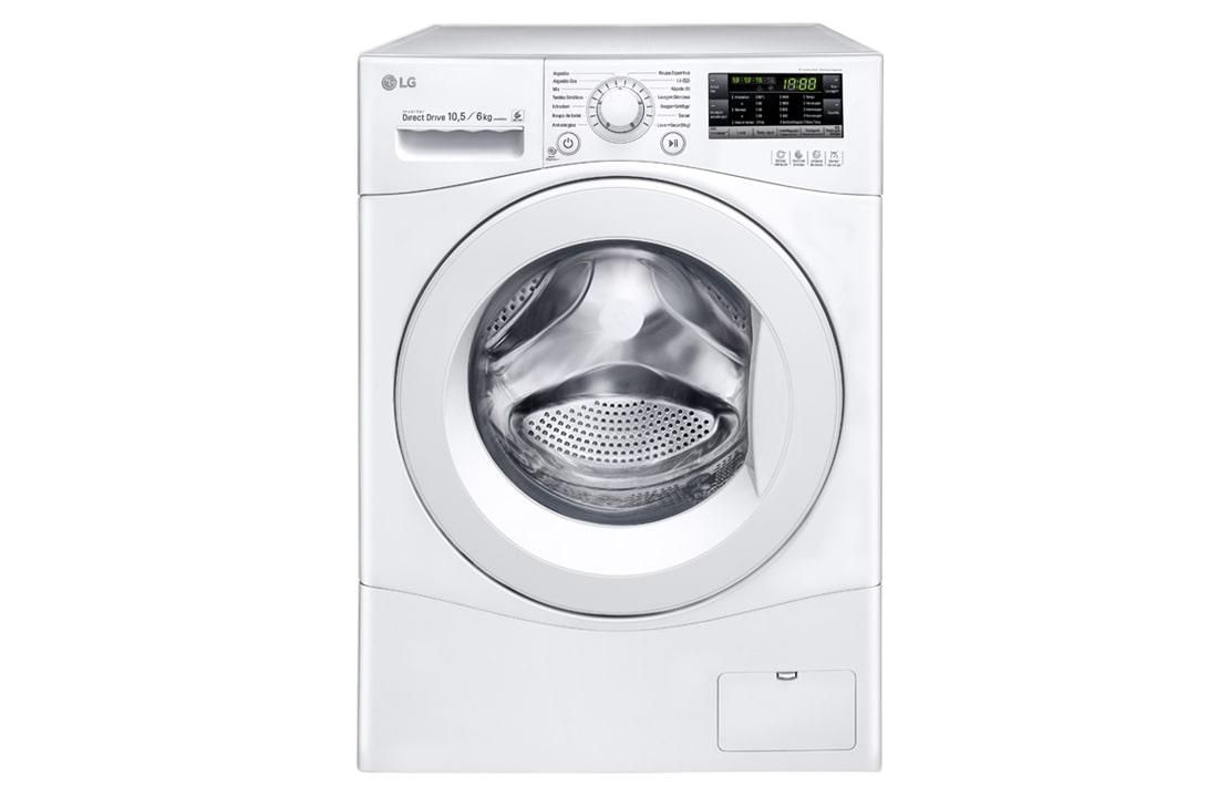 LG Lavadoras de roupas  WD10WP6 1