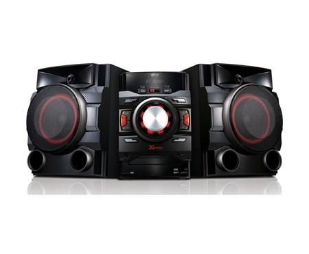 X Boom Lg Som Compacto E Potente Cm4650 Lg Brasil