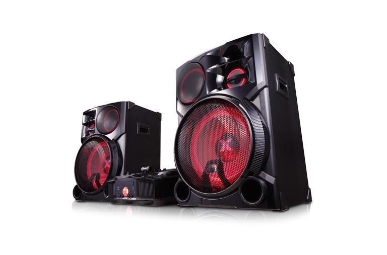 Mini System Lg Xboom Cm9960 Lg Brasil