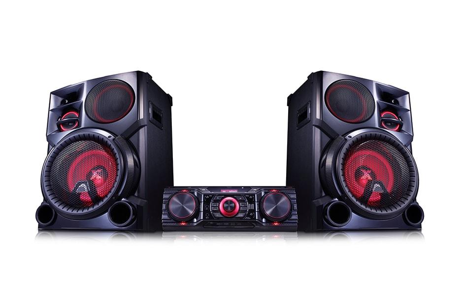 Mini System Cm9760 Lg Brasil