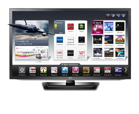 LG TVs Cinema 3D Smart TV 42LM6210 1