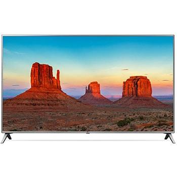 "Smart TV 4K LED 86"" LG Ultra HD com ThinQ AI"