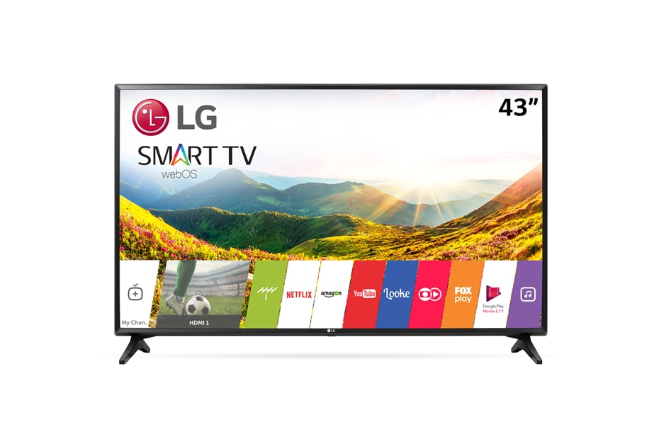 43 full hd smart tv com painel ips 43lj5500 lg brasil 43lj5500 fandeluxe Image collections