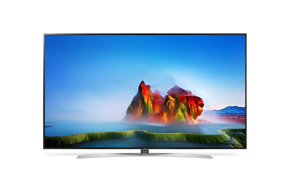 LG Super Ultra HD 4K TV