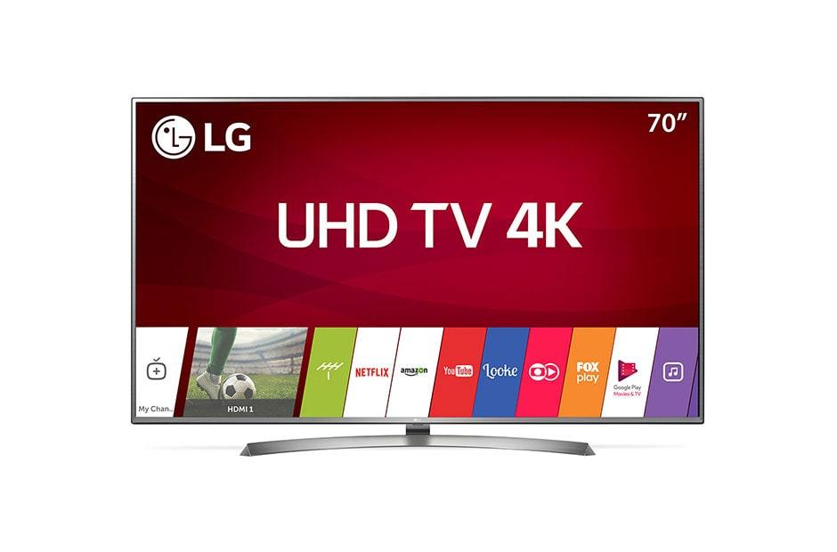 TV Ultra HD 4K LG 70