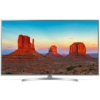 "Smart TV 4K LED 65"" LG Ultra HD com ThinQ AI"