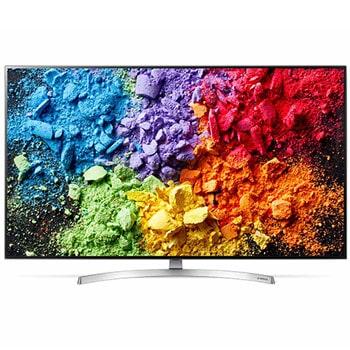 "Smart TV 4k NanoCell Display 65"" LG com ThinQ AI"