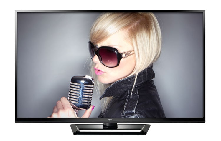 LG Commercial TV 42PA450C 1