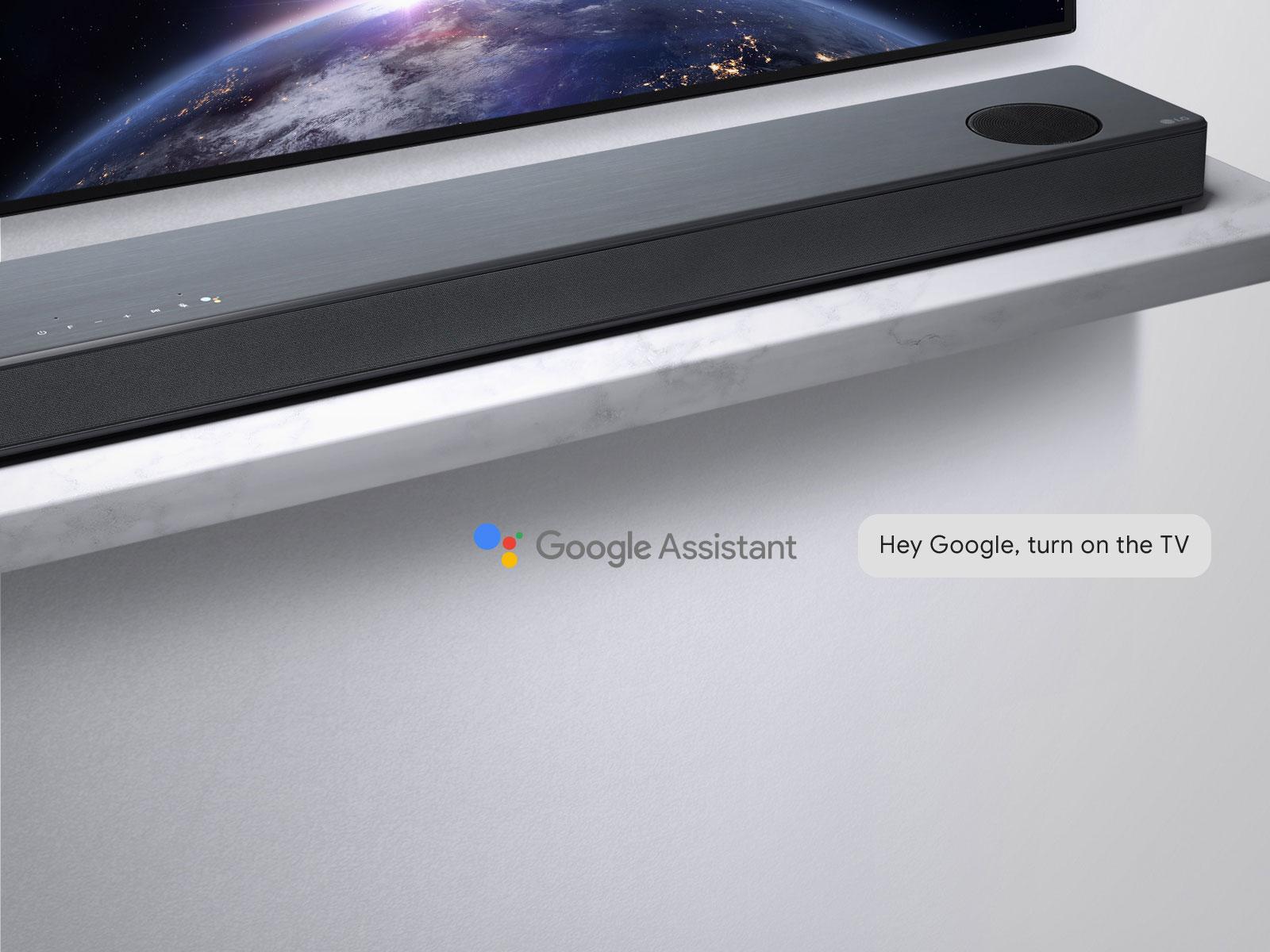 CAV_SoundBar-SK10YG_Google_Assistant_Desktop
