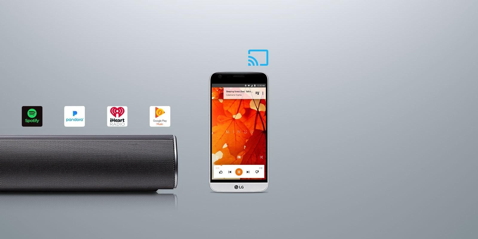 LG 2 1 ch High Resolution Audio Sound Bar | LG Canada
