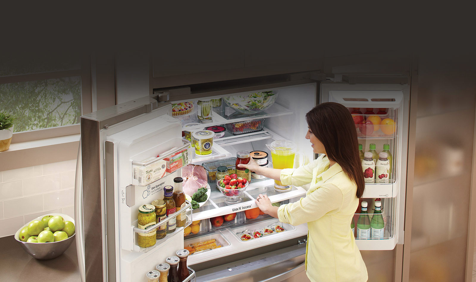 Uncategorized Kitchen Appliances Canada appliances discover lg home canada refrigerators for every taste