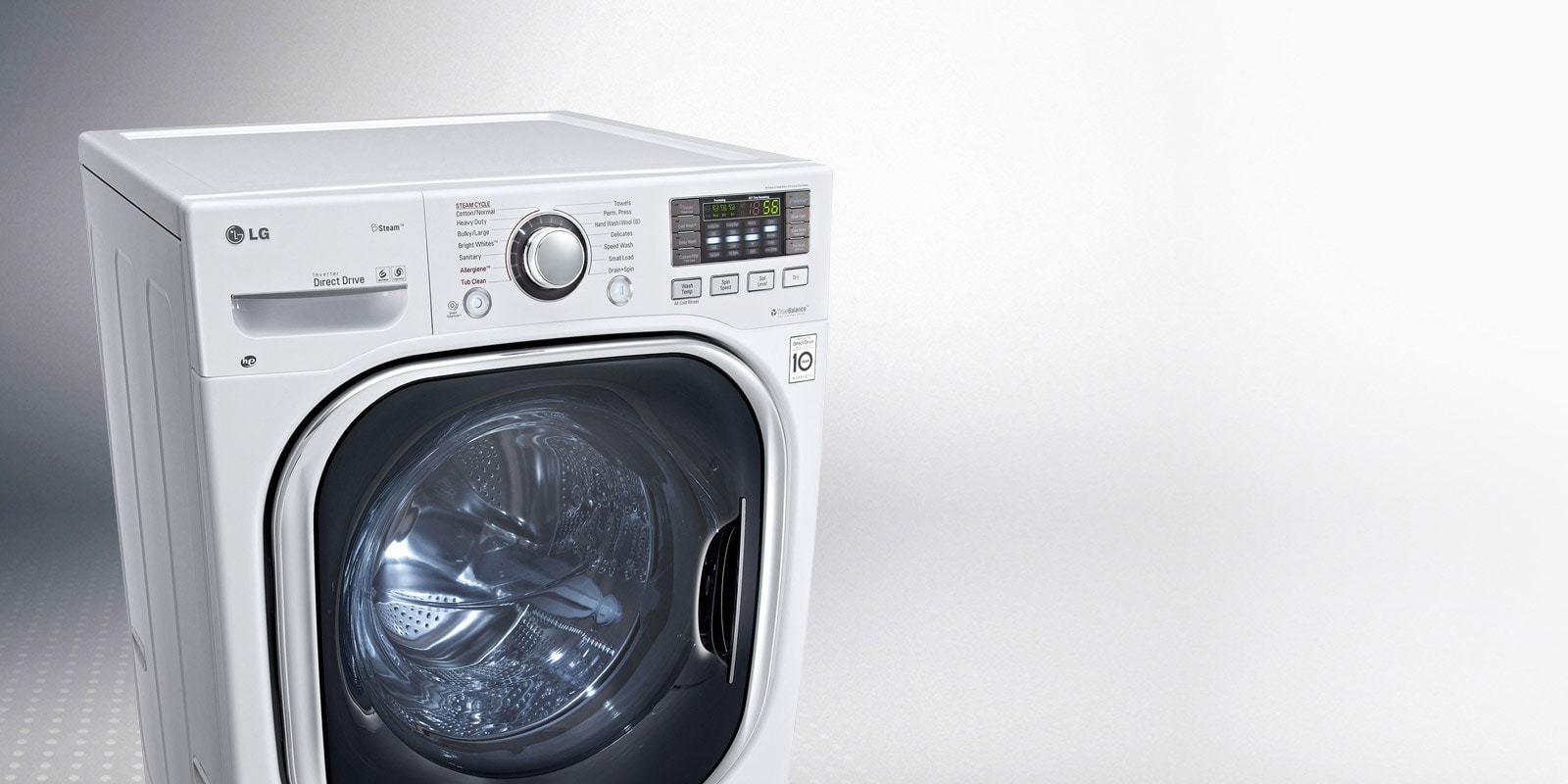 Washer And Dryer ~ Lg washer dryer combos wash faster save energy canada