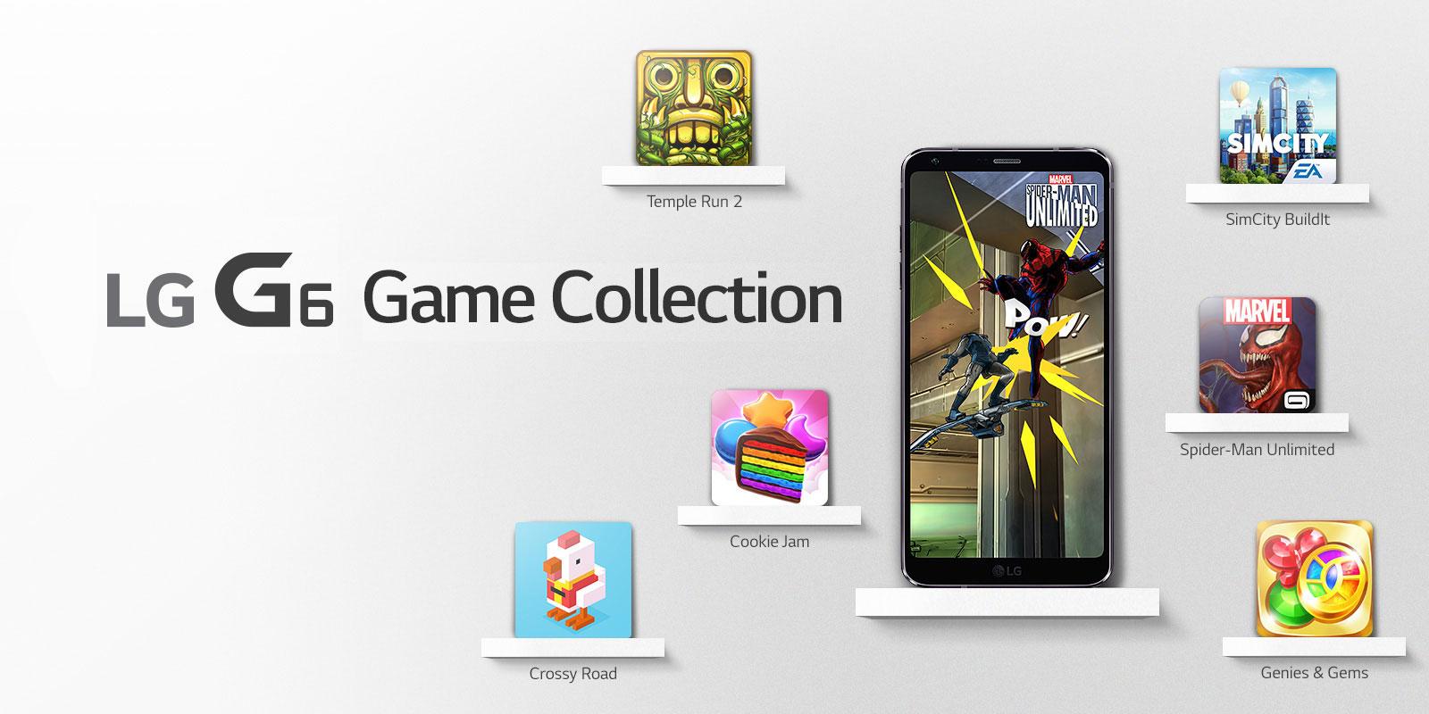 LG G6 Platinum | LG Canada