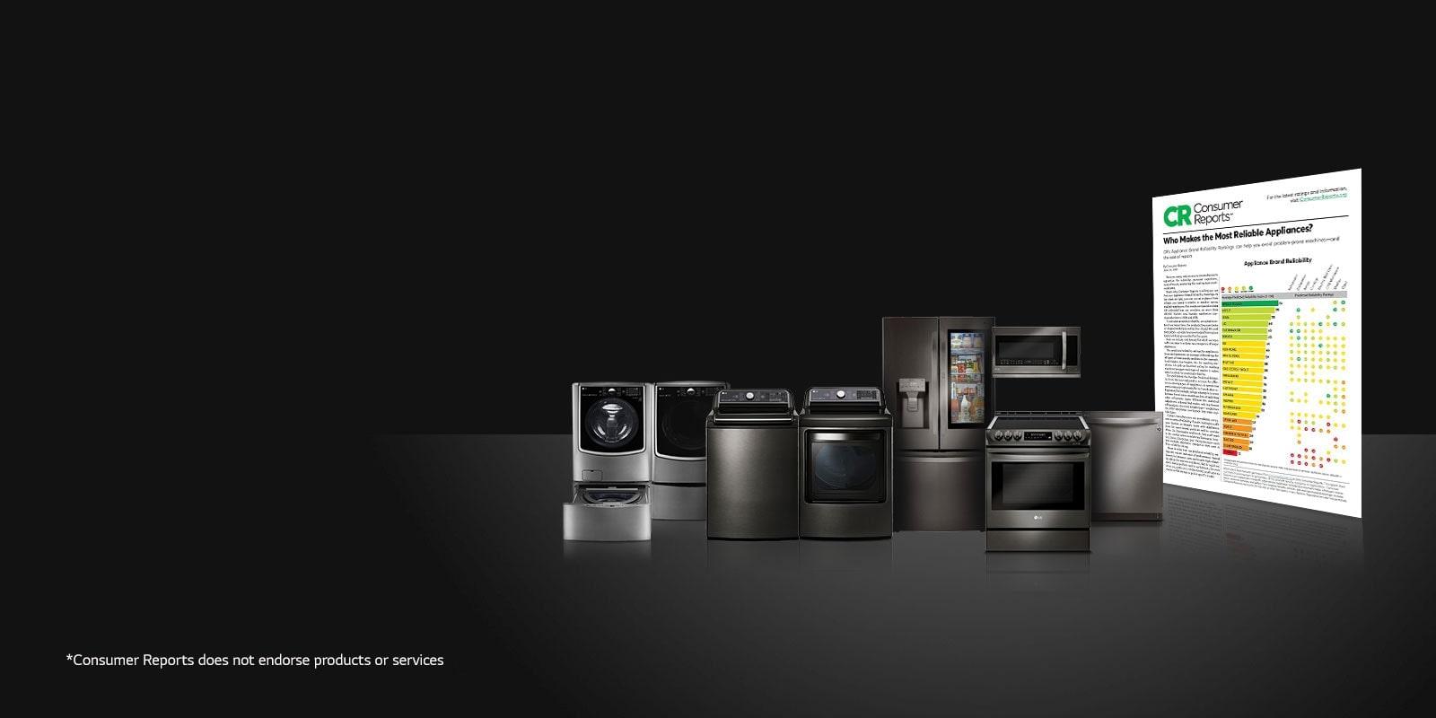 Kitchen Appliances: Stoves, Fridges & More | LG Canada