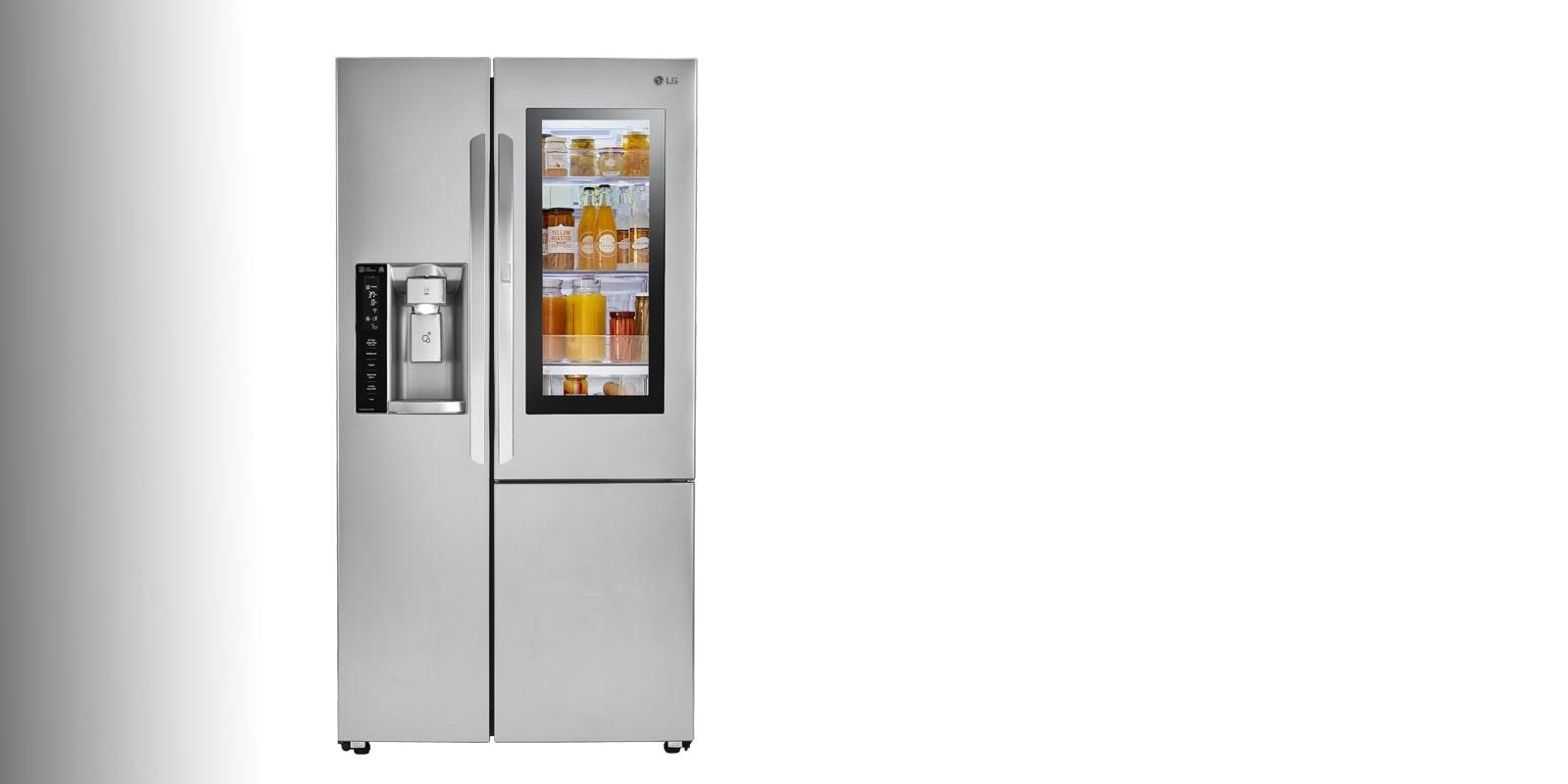 LG Side By Side Refrigerators & Built-In Fridge | LG Canada