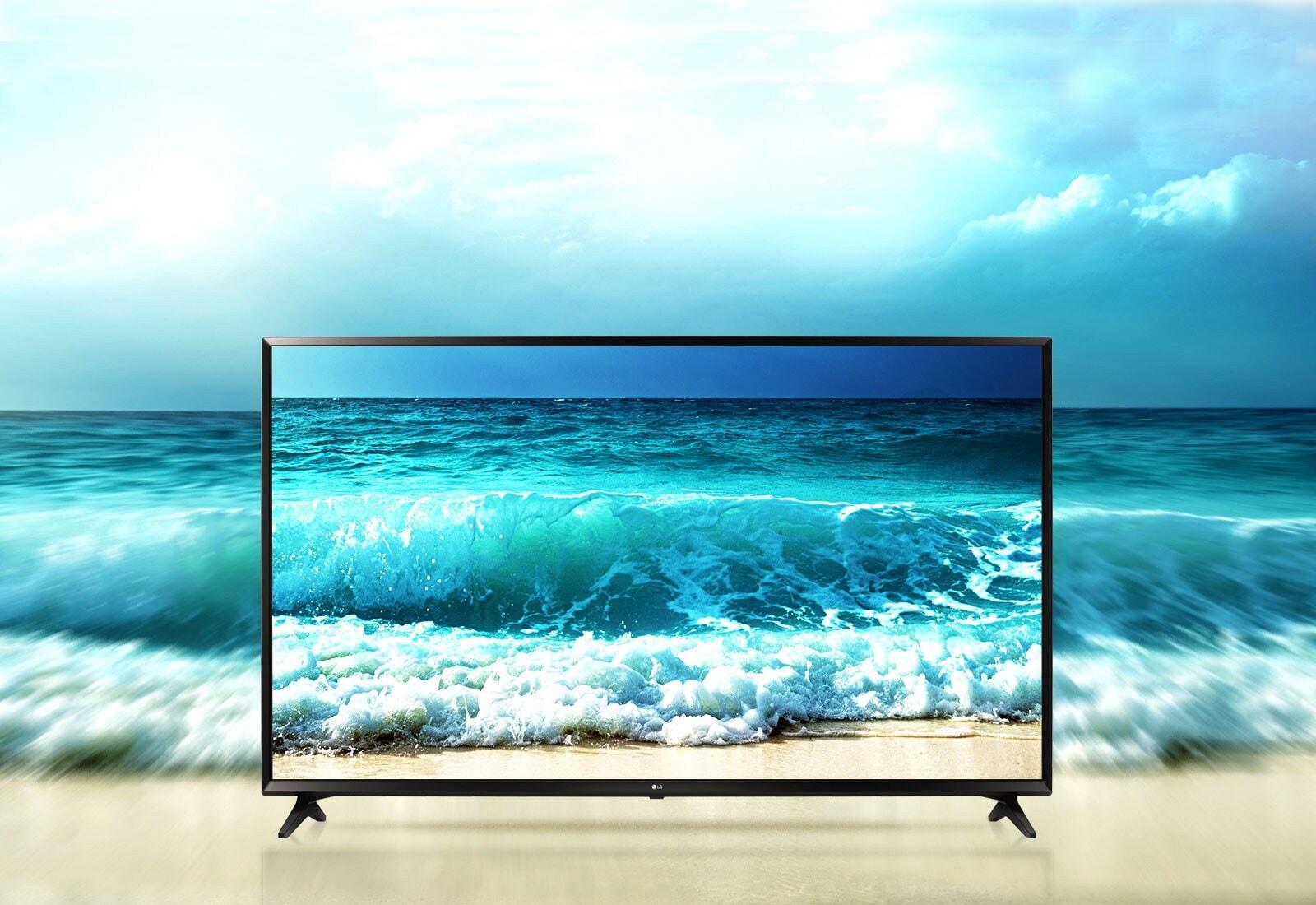 lg tv 55uj62. surround yourself with immersive sound lg tv 55uj62