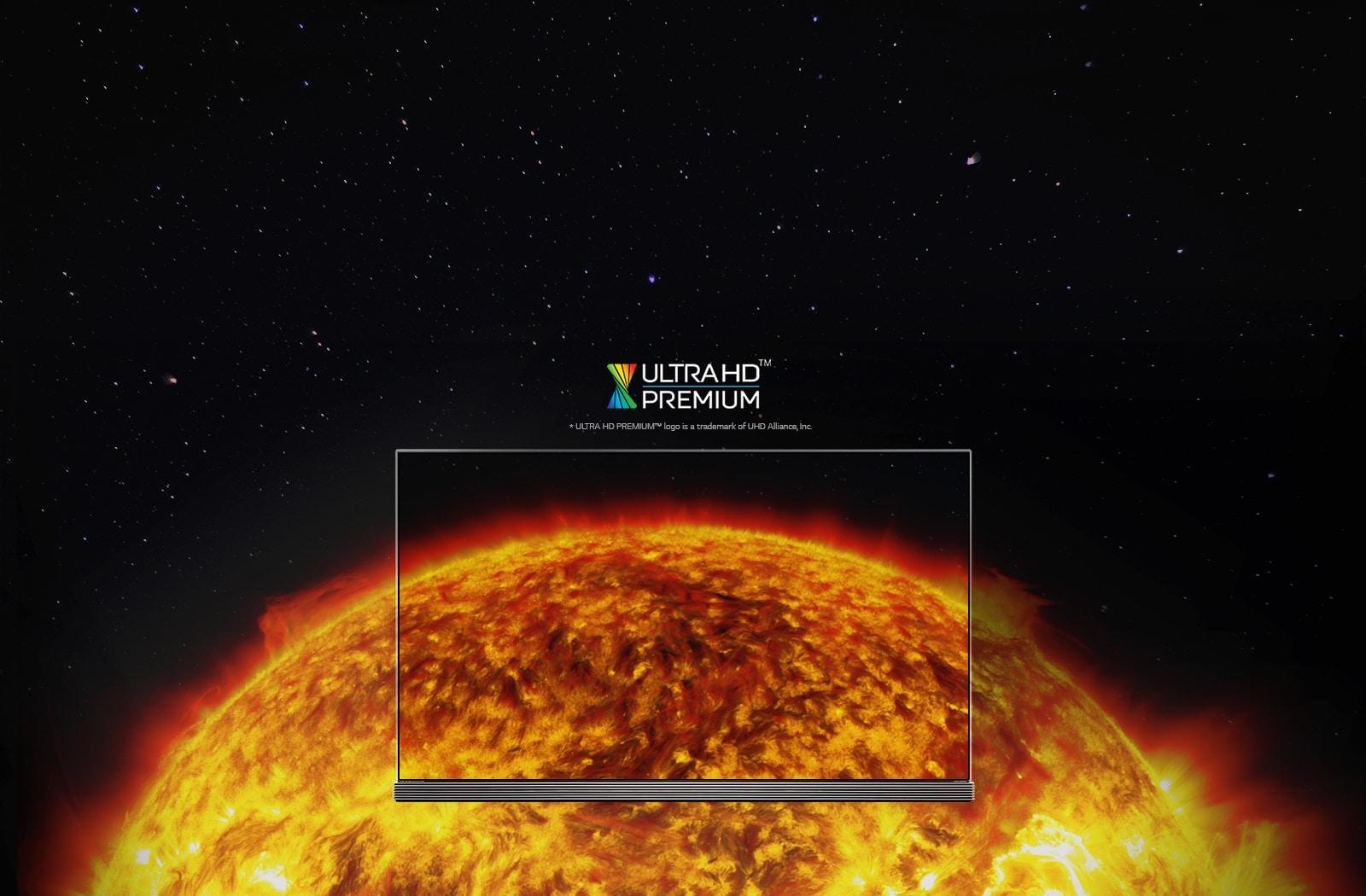 ULTRA HD PREMIUM A New Standard Of Defining TV
