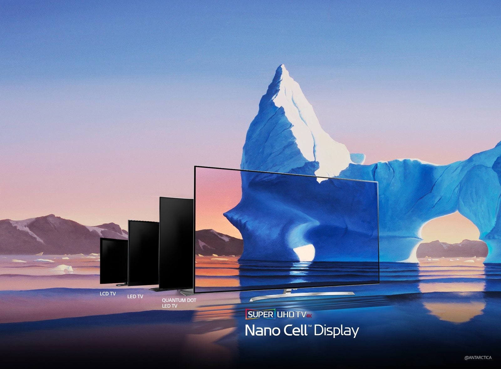 lg nano cell tv. nano cell™ display. color like you\u0027ve never seen. lg cell tv