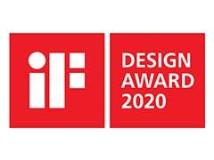 iF Design Award 2020 logo