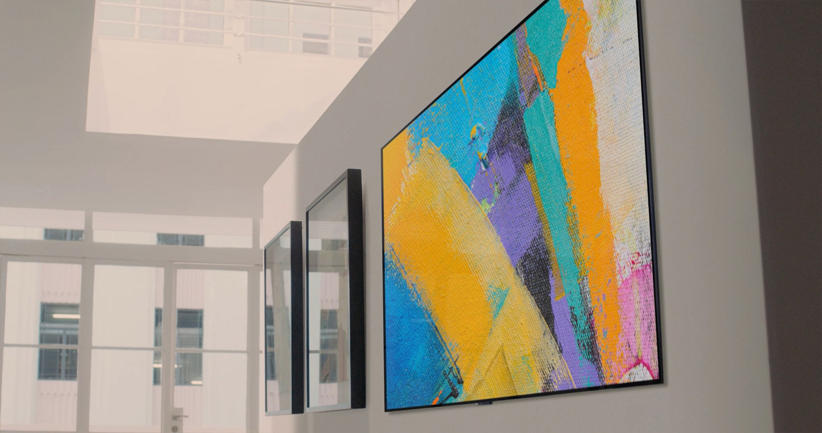 Video preview of LG Gallery Design TV Installation
