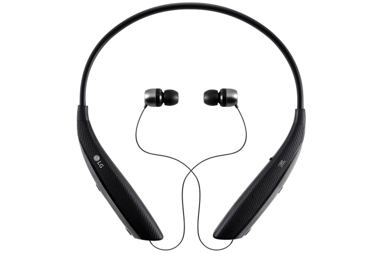 LG Bluetooth Headsets & Headphones HBS-820 Black thumbnail 2