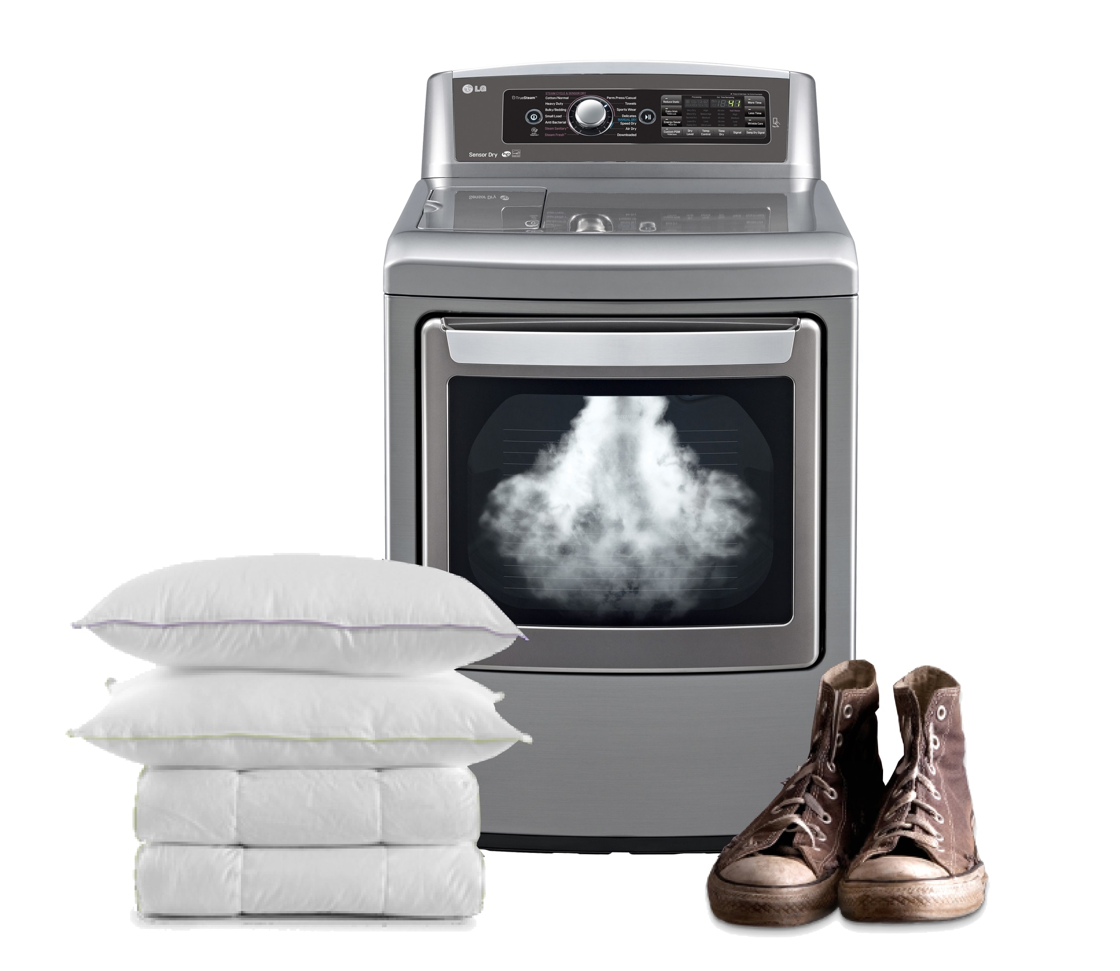 Appliances Dryers Electric Dryers Large Capacity Dryers Lg Canada