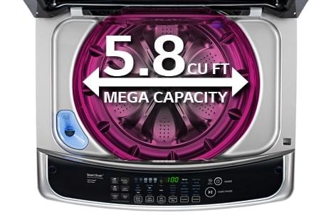 Mega Capacity