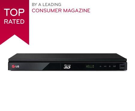 lg bp530 bp530 smart 3d blu ray player lg electronics