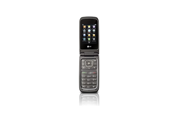 Cell Phones LG A341 | Compact flip phone designed with ease in mind thumbnail 2