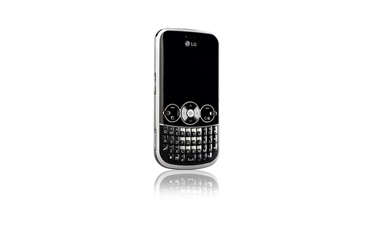 LG Cell Phones Gossip | Full Qwerty Keypad and 2.4 inch screen, threaded SMS, MP3, Bluetooth, easy photo and video thumbnail 3