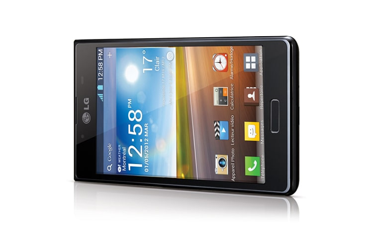 LG Cell Phones Optimus L7 | Smart. Stylish. Slim & Efficient Smartphone thumbnail +3