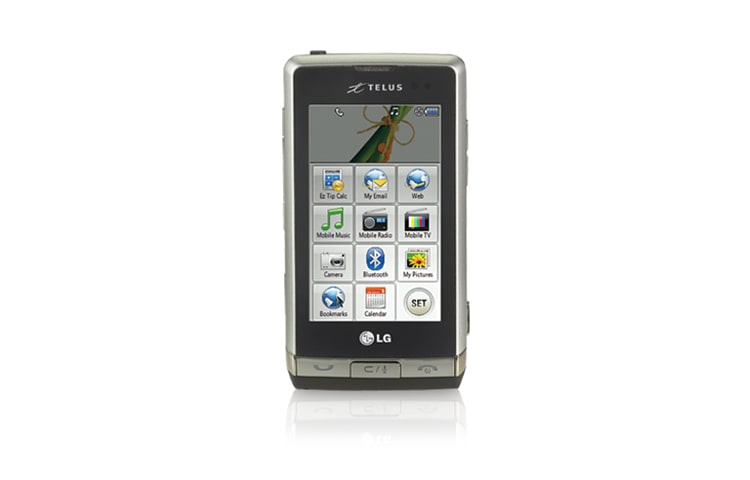 LG Cell Phones Mobile Phone with Touch Screen, 3.2 MP Camera, Email, Web Browsing, and Music Player thumbnail 1