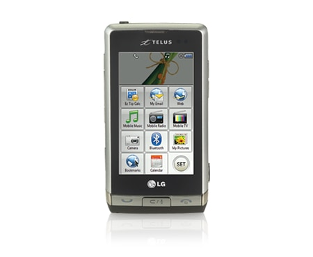 LG Cell Phones Mobile Phone with Touch Screen, 3.2 MP Camera, Email, Web Browsing, and Music Player 1