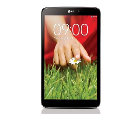 Tablets LG G TAB Tablet | High-resolution display that creates clearer images, Finer picture quality with improved pixel density of 273ppi. 1