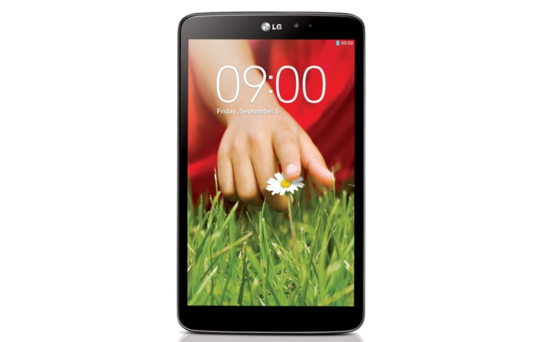 Tablets LG G TAB Tablet | High-resolution display that creates clearer images, Finer picture quality with improved pixel density of 273ppi. thumbnail 1
