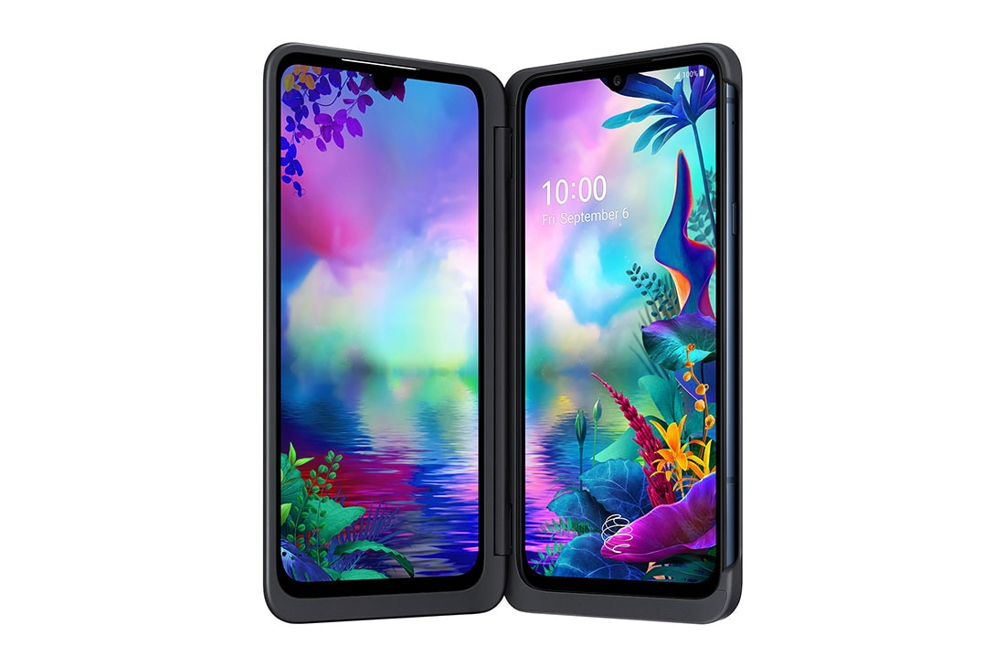 Cell Phones LG G8X ThinQ DualScreen 1