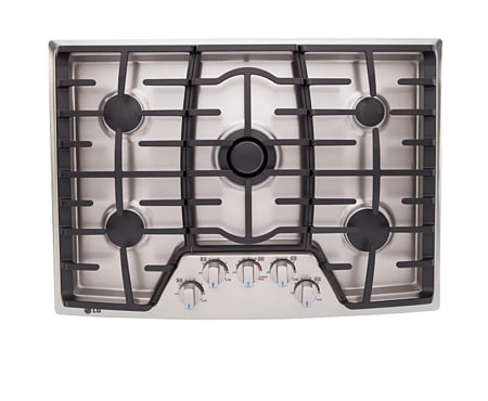 LG Cooktops LCG3691ST 1