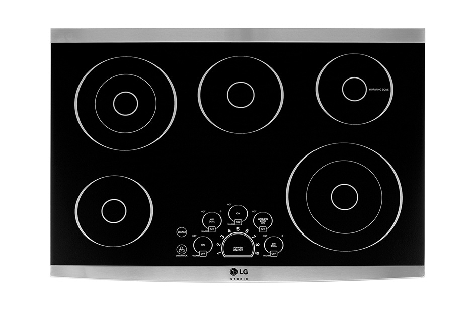 LG Cooktops LSCE305ST 1