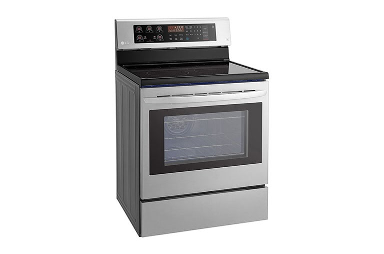 LG Wall Ovens & Ranges LRE3193ST thumbnail 4
