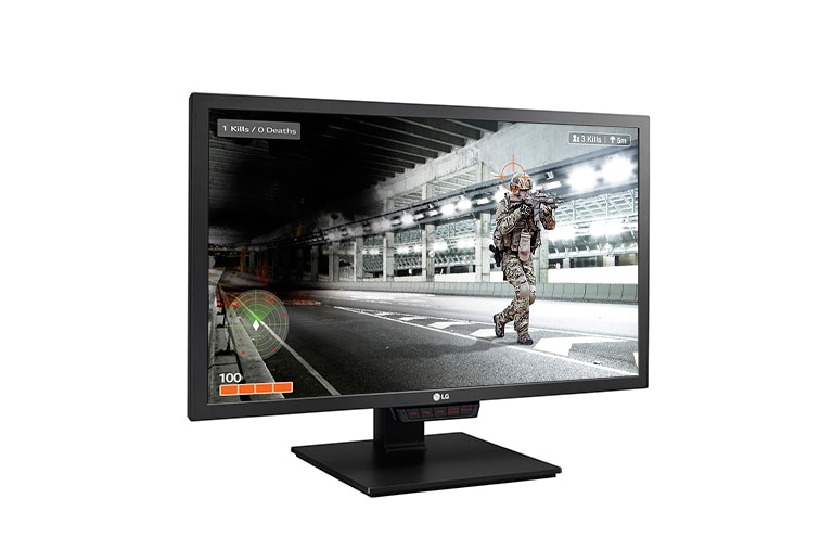 LG Desktop Monitors 24GM79G-B thumbnail 3